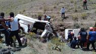 Van'da katliam gibi kaza: 15 ölü