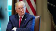 Trump: S-400 konusunda Türkiye'ye yaptırım düşünmüyorum
