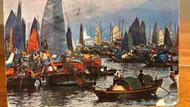 Hong Kong'dan gönderilen kartpostal, Amerika'ya 26 sene sonra ulaştı