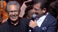 Bodrum'da Zülfü Livaneli konserine ünlüler akın etti