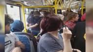 Halk otobüsünde genç kıza elle tacize 2 yıl 1 ay hapis