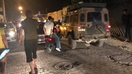 Suriye'den Ceylanpınar'a roket atıldı: Yaralılar var