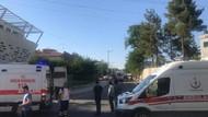 Diyarbakır'daki polis merkezine saldırı: 4 yaralı