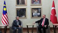 Cumhurbaşkanı Erdoğan, Malezya Başbakanı'yla görüştü