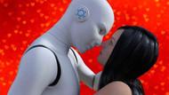 Seks robotları insan aşkı meyve verdi: Erobotik