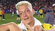 Mesut Özil saldırıdan sonra ilk kez konuştu!