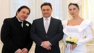 Fazıl Say ile Ece Dağıstan düğün yaptı! Ünlüler akın etti
