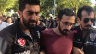 İstanbul'daki Suriyeliler eyleminde arbede çıktı