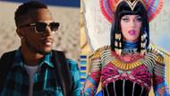 Katy Perry'nin 6 milyondan fazla satan şarkısı Dark Horse çalıntı çıktı!