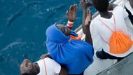 15 göçmen açlık ve susuzluktan öldü!