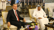 Cumhurbaşkanı Erdoğan Kral Selman'a taziyelerini iletti