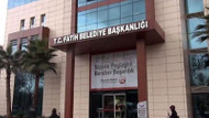 AKP'li Fatih Belediyesi'ne haciz şoku