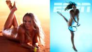Dünya şampiyonu tenisçinin çıplak fotoğrafları ortalığı karıştırdı!