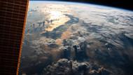 400 kilometreden Dünya böyle görünüyor!