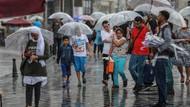 İstanbul'u serin ve yağışlı günler bekliyor
