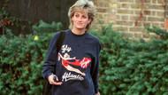 Lady Diana'nın ikonik sweatshirt'ü açık artırmaya çıktı!