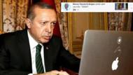 Erdoğan'ın Facebook hesabından ilginç paylaşım