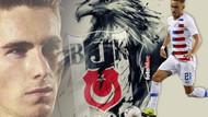 Beşiktaş'ın yeni transferi Tyler Boyd açıklama yaptı