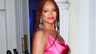 Rihanna'nın yatak pozu olay oldu!