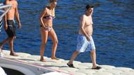 Geçen yıl boşanan Ceyda Okay ve Coşkun Sabah barışma tatilinde!