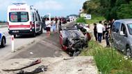 Son dakika: Tatilin ilk günü kazalarda 10 kişi öldü