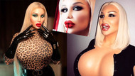 Trans kadın Ivana müşterilerin cinsel organlarına tuz enjekte ediyor!
