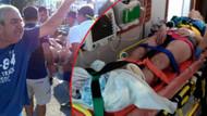 Sürat teknesiyle kadına çarptı: Göksel Arsoy'un oğlu gözaltına alındı