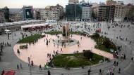 Taksim Meydanı yeniden düzenleniyor: Projeler için yarışma düzenlenecek!