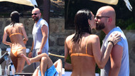 İzzet - Yasemin Özilhan çifti misafirlikte aşka geldi!