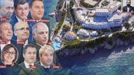 FETÖ'cü Akın İpek'in otelinde kalmayan AKP'li yok