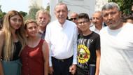 Muğla'da Erdoğan'a cuma namazı çıkışı büyük ilgi!