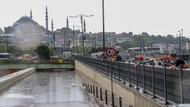 İstanbul yağmura teslim oldu! Peki yarın hava nasıl olacak?