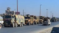 Suriye küstahlığı devam ediyor: Türk konvoyuna havadan saldırı