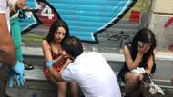 İstanbul'da motosiklet dehşeti! Yardım bile etmeden kaçtı