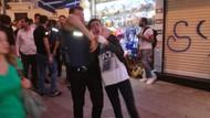 İstanbul'da kayyum protestosuna polis müdahalesi: Çok sayıda gözaltı var