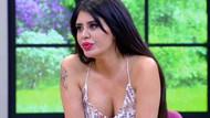 Ebru Polat göğüslerini gösterip sallıyor dedi sosyal medyayı karıştırdı