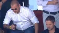 Wesley Sneijder'in kilolu hali sosyal medyayı salladı