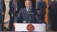 Erdoğan: Bize kefen biçenlerin heveslerini kursaklarında bırakmayı sürdüreceğiz