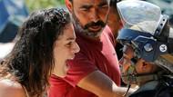 Dünya İsrail askerlerine kafa tutan kadını konuşuyor
