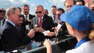 Putin Erdoğan'a dondurma ısmarladı: Benim parayı da veriyorsun değil mi?