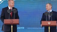 Erdoğan ve Putin'den flaş açıklamalar: Astana ruhuna uygun hareket etmeliyiz
