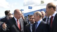 Erdoğan'dan Putin'e esprili Su-57 sorusu!