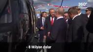 Putin'den Erdoğan'a: Helikopteri alırsan limuzin hediye