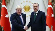 Cumhurbaşkanı Erdoğan, Boris Johnson'la İdlib'i görüştü