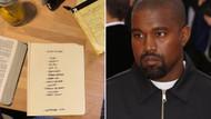 Kim Kardashian Kanye West'in yeni albümüyle ilgili ipucu verdi
