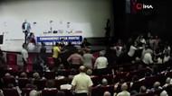 CHP toplantısında kavga çıktı: Yumruklar, hakaretler...