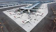 İstanbul'un yeni havalimanında bir kaza daha