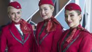 Türk Hava Yolları'nın yeni kabin kıyafetleri tanıtıldı