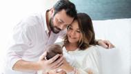 Bengü'den bebeği Zeynep'le ilk paylaşım