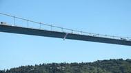 FSM Köprüsü'ne UEFA Süper Kupa bayrağı asıldı